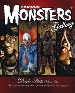 [Famous Monsters: Dark Arts #1 (Product Image)]