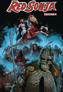 [Red Sonja #14 (Gedeon Zomibe Variant) (Product Image)]