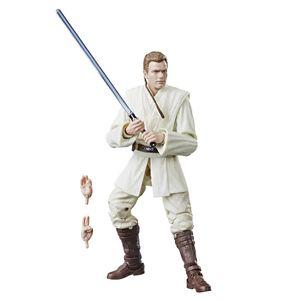 [Star Wars: The Phantom Menace: Black Series Action Figure: Obi-Wan Kenobi (20th Anniversary) (Product Image)]
