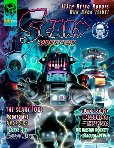 [Scary Monsters Magazine #115 (Product Image)]