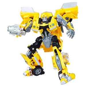 [Transformers: Generations: Studio Series Premier Deluxe Movie Action Figure: Bumblebee (Product Image)]