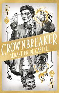 [Spellslinger: Book 6: Crownbreaker (Hardcover) (Product Image)]
