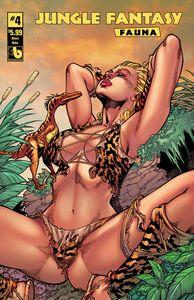 [Jungle Fantasy: Fauna #4 (Bikini Babe Variant) (Product Image)]