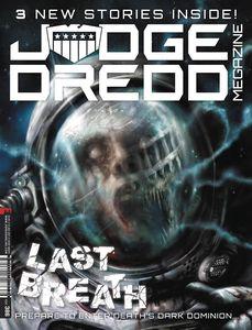 [Judge Dredd Megazine #390 (Product Image)]