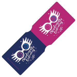 [Harry Potter: Travel Pass Holder: Luna's Glasses (Product Image)]
