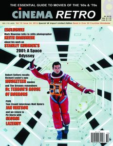 [Cinema Retro #34 (Product Image)]