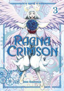 [Ragna Crimson: Volume 3 (Product Image)]