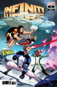 [Infinity Wars #5 (Marquez Uncanny X-Men Variant) (Product Image)]