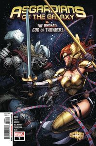[Asgardians Of The Galaxy #3 (Product Image)]