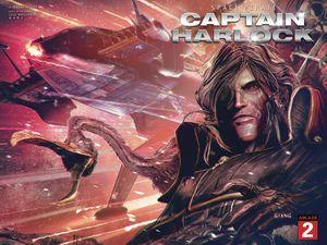 [Space Pirate: Captain Harlock #5 (Cover B John Giang) (Product Image)]