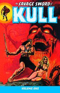 [Savage Sword Of Kull: Volume 1 (Product Image)]