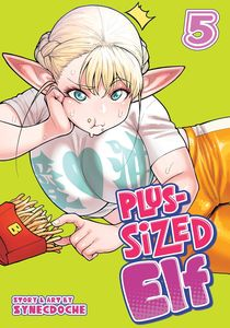 [Plus Sized Elf: Volume 5 (Product Image)]