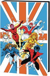 [Excalibur: Omnibus: Volume 1 (Davis Marvel Age DM Variant Hardcover) (Product Image)]