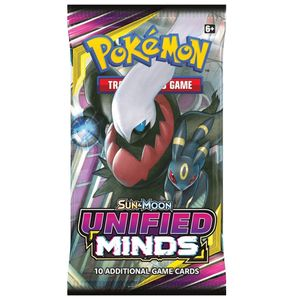 [Pokemon: Unified Minds Booster: Sun & Moon (Product Image)]