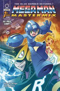 [Mega Man Mastermix #1 (Cover A Ariga) (Product Image)]