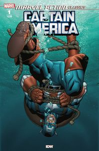 [Marvel Action Classics: Captain America (Cover A Henry) (Product Image)]