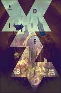 [Die #8 (Cover B Simonetti) (Product Image)]