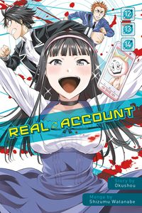 [Real Account: Omnibus: 2-In-1 Edition: Volume 12-14 (Product Image)]