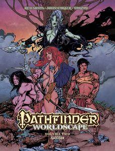 [Pathfinder: Worldscape: Volume 2 (Hardcover) (Product Image)]
