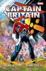 [Captain Britain Omnibus (Hardcover) (Product Image)]