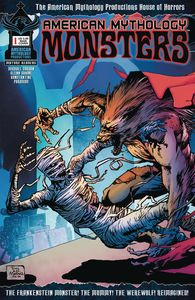 [American Mythology: Monsters #1 (Cover A Martinez) (Product Image)]