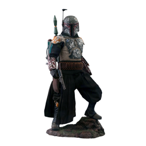 [Star Wars: The Mandalorian: Hot Toys Action Figure: Boba Fett (Product Image)]