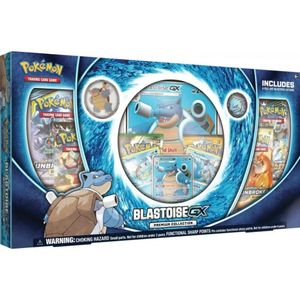 [Pokemon: Premium Collection: Blastoise-GX (Product Image)]