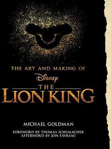 [Making Of The Lion King: Behind-The-Scenes Stories (Hardcover) (Product Image)]