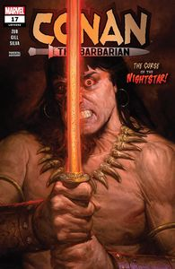 [Conan The Barbarian #17 (Product Image)]
