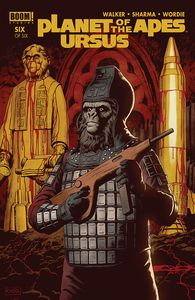[Planet Of The Apes: Ursus #6 (Main & Mix) (Product Image)]