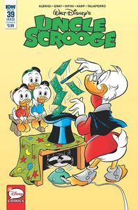 [Uncle Scrooge #39 (Cover B Branca) (Product Image)]