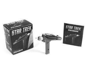 [Star Trek: Mini Phaser Kit (Hardcover) (Product Image)]