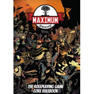 [Maximum Apocalypse: The Roleplaying Game (Product Image)]