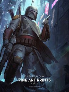 [Sideshow: Fine Art Prints: Volume 2 (Hardcover) (Product Image)]