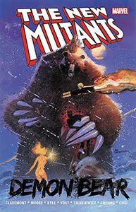 [New Mutants: Demon Bear (Product Image)]