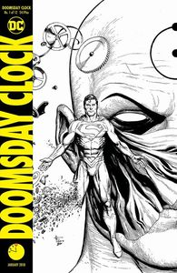 [Doomsday Clock #1 (11 57 Release Variant) (Product Image)]