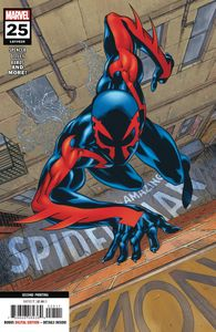 [Amazing Spider-Man #25 (2nd Printing McGuinness Variant) (Product Image)]