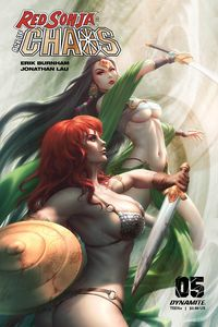 [Red Sonja: Age Of Chaos #5 (Cover D Kunkka) (Product Image)]