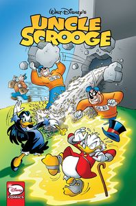 [Uncle Scrooge: Whom The Gods Would Destroy (Product Image)]