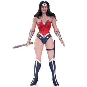 [DC Comics: Designer Series: Capullo Action Figures: Wonder Woman (Product Image)]