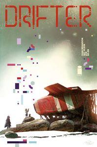 [Drifter #18 (Cover B Von Kummant) (Product Image)]