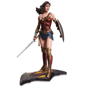 [DC: Batman V Superman: Dawn Of justice: Statue: Wonder Woman (Product Image)]