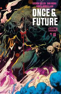 [Once & Future #10 (2nd Printing) (Product Image)]