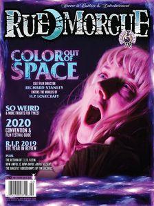 [Rue Morgue Magazine #192 (Product Image)]