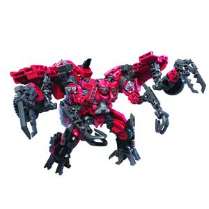 [Transformers: Generations: Studio Series Action Figure: Leader Overload (Product Image)]