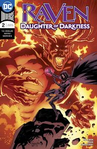[Raven: Daughter Of Darkness #2 (Product Image)]
