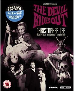 [Devil Rides Out (Blu-Ray/DVD) (Product Image)]