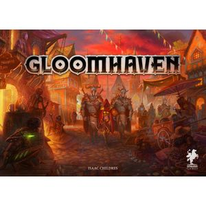 [Gloomhaven: Board Game (Product Image)]