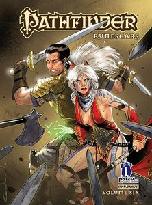 [Pathfinder: Runescars: Volume 6 (Paizo Exclusive Edition - Hardcover) (Product Image)]