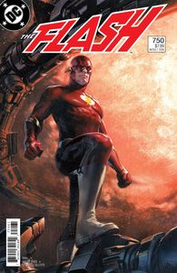 [Flash #750 (1980s Dell Otto Variant Edition) (Product Image)]
